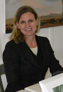 Lindy Alexander TSAG Director