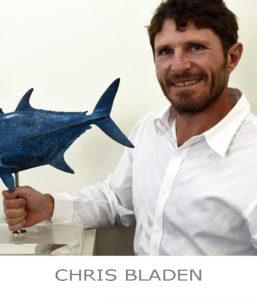 The Studio Art Gallery - Portfolio Artist - Icon Pic - Chris Bladen