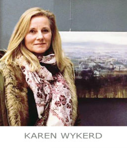 The Studio Art Gallery - Portfolio Artist - Icon Pic - Karen Wykerd