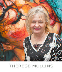 The Studio Art Gallery - Portfolio Artist - Icon Pic - Therese Mullins