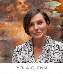 The Studio Art Gallery - Portfolio Artist - Icon Pic - Yola Quinn