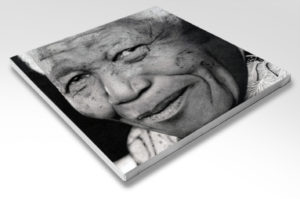 The Studio Art Gallery - Nelson Rolihlahla Mandela by Criag Ivor - Stretched Canvas