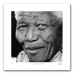 The Studio Art Gallery - Nelson Rolihlahla Mandela