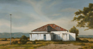 The Studio Art Gallery - Arniston Afternoon (845) by Donna McKellar