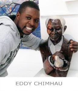 The Studio Art Gallery - Icon Image - Eddy Chimhau