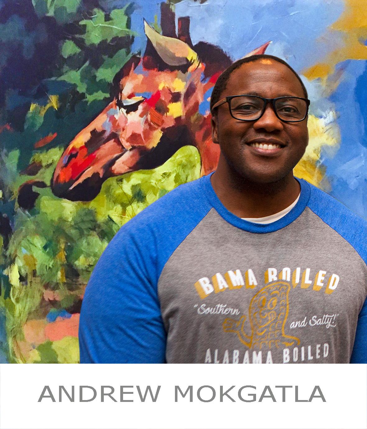 The Studio Art Gallery - Icon Image - Andrew Mokgatla