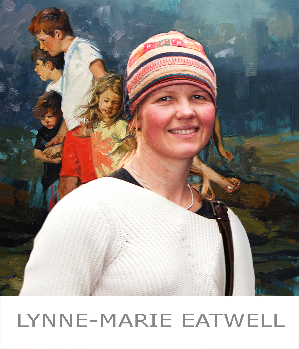 The Studio Art Gallery - Icon Image - Lynne-Marie Eatwell